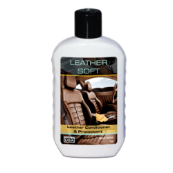 Leather conditioner and protectant.