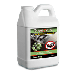 OdorXout - Gallon. Kills Bacteria and odor.