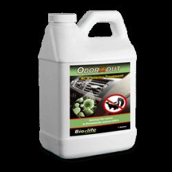 OdorXout - Gallon. Kills Bacteria and odor.