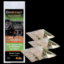 Vapor Reactor Odor Removal Tablet ClO2
