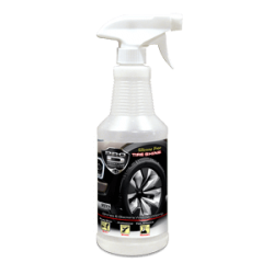 tire shine, tire protectant